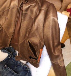 Кожаная куртка Napoli