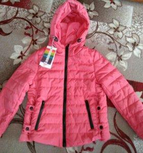 Новая детская куртка