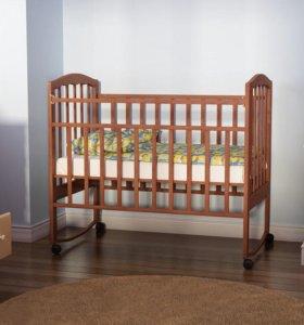 детская кроватка по суперцене