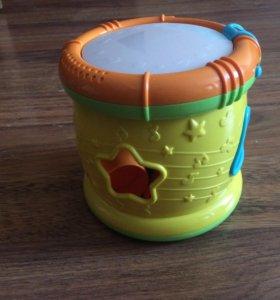 Сортер Умка барабан