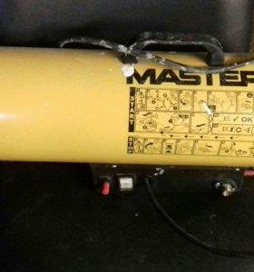 Тепловая пушка Master для натяжных потолков