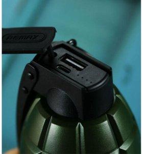 Внешний АКБ Power Bank REMAX Grenade