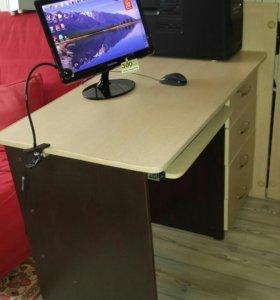 Стол письменный (компьютерный)