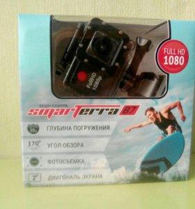 Новая профессиональная экшен камера FullHD 1080p