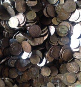 Монеты 10 кг