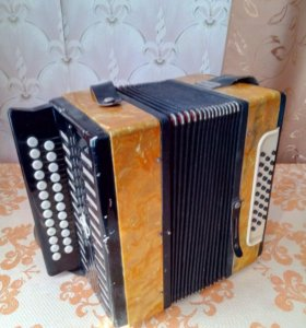 Гармонь(Тульская гармоника)1978 г