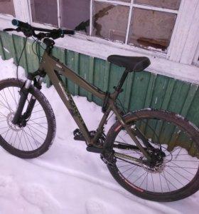 Горный велосипед mangoose zero
