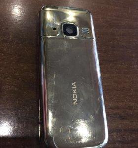 Продам Nokia 6700 золото