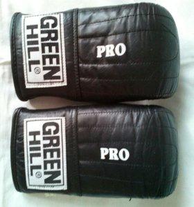 Боксерские перчатки. Кожа. Пакистан