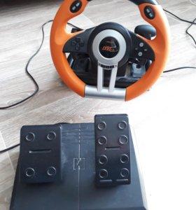 игровой руль для пк компьютера