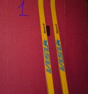 Лыжи Visu