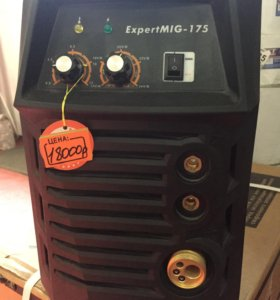 Полуавтомат MIG/MMA REDBO ExpertMig-175