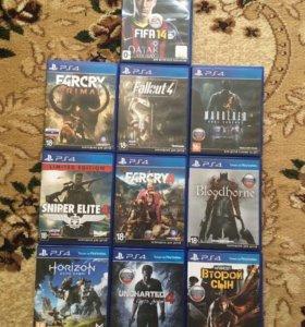 PS4 обмен или продажа