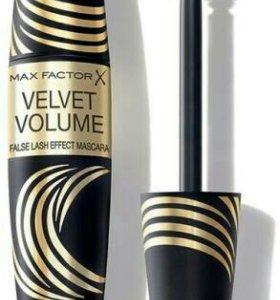 Тушь Max Factor Velvet Volume