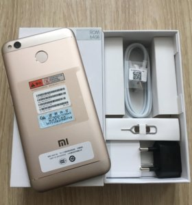 Xiaomi Redmi 4x 4/64gb Новые