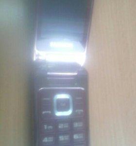 Мобильный телефон SAMSUNG DUOS