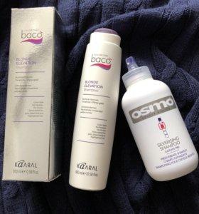 Оттеночные шампуни для волос
