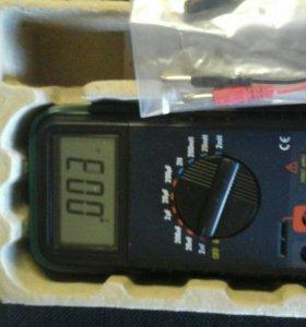 Мультиметр портативный mastech my 6243
