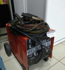 Сварочный аппарат Welder 300ac