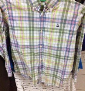 Рубашка benne ton 7-9 лет