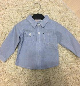 Рубашка детская до 5 месяцев