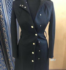 Пальто Elisabetta Franchi Xs новое Италия