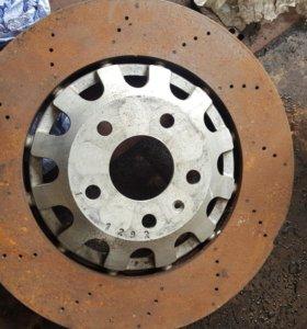 Тормозные диски audi rs3