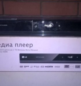 Full HD media player DVX689H
