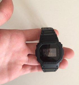 Мужские часы Casio G Shock DW-5600BB-1E