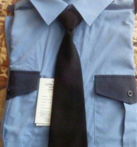 Рубашка охрана -2шт