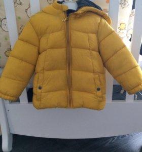 Куртка ZARA 92-98