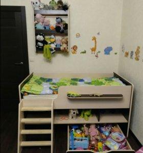 Детская кровать ТОРГ
