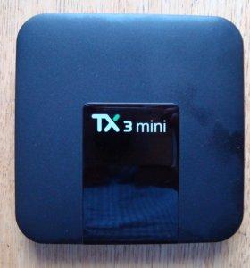 Медиаплеер Smart TV Box TX3 Мини 7,1