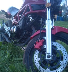 Мотоцикл Зид Lifan 250