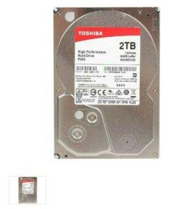 HDD Toshiba 2tb