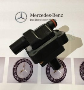 Катушка зажигания новая Mercedes C, E, G, S класс