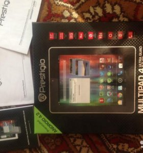 Планшет Prestigio Multipad 4 3G