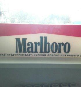 Лого Marlboro