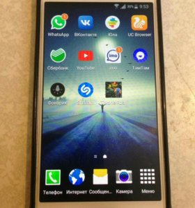 Samsung Galaxy Alpha возможно обмен j3 2017 год