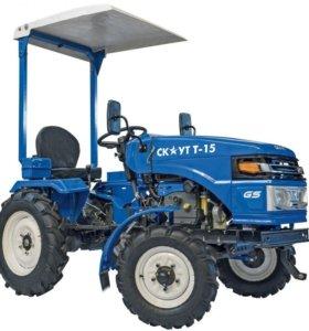 Новые Китайские мини-трактора