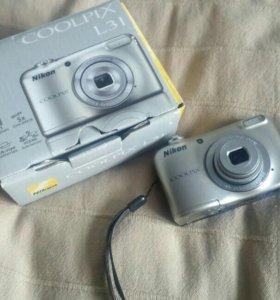 Фотоаппарат Nikon Coolpix L31