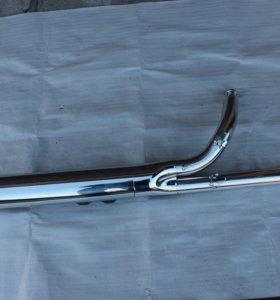 Глушитель Honda Shadow 750