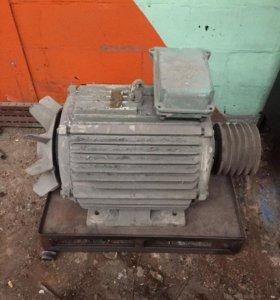 Двигатель Асинхронный 37kw