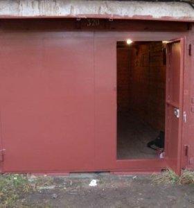 Ворота под гараж. Различные размеры