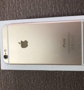iPhone 6 , Gold