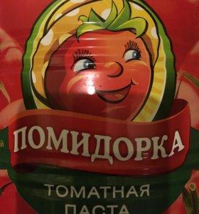 Томатная паста «помидорка» 2200г