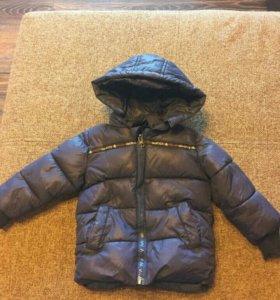 Продам куртку на мальчика до года!