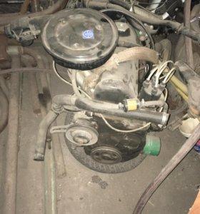 Двигатель от 7 жигули