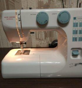 Швейная машинка new home nh 15016s light running