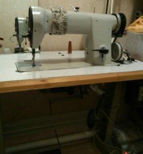 Швейная машинка и по трикотажу